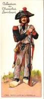 Thematiques Chromo Militaria Collection Du Chocolat Lombart 1793 Bataillon De La Moselle Illustrateur H Gray - Lombart