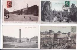 75 -- Paris (09) --  Lot De 40 Cartes - Francia