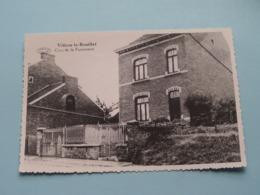 Coin De La Panneterie Villers-le-Bouillet ( Copie / Copy De Carte Postale ) Anno 19?? ( Zie Foto Details ) ! - Villers-le-Bouillet