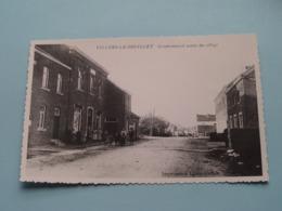 Cooperative Et Centre De Village  Villers-le-Bouillet ( Copie / Copy De Carte Postale ) Anno 19?? ( Zie Foto Details ) ! - Villers-le-Bouillet