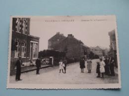 Hameau De La Panneterie  Villers-le-Bouillet ( Copie / Copy De Carte Postale ) Anno 19?? ( Zie Foto Details ) ! - Villers-le-Bouillet