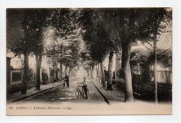 - CPA POISSY (78) - L'Avenue Meissonier - Editions Lévy N° 29 - - Poissy