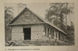 Ned. Indie - Indonesia // Laksoela - Boeroe // Hulpziekenhuis 19?? - Indonesia