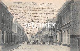 La Rue De L'Eglise - Waregem - Waregem