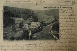 Marienthal (Grand Duche De Luxembourg) 1901 - Postkaarten
