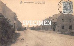 Tramstilstand Noord - Westrozebeke - Staden