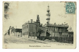 Bourg La Reine - Rue Houdan - Circulé 1904 - Bourg La Reine