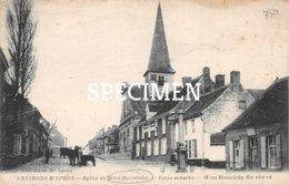 Eglise De Westrozebeke - Staden