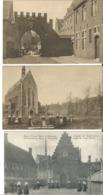 25 Gent Gand  Groot Begijnhof  6 Kaarten.  Perfecte Staat. Zie Alle Scans - Gent