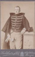 Soldat Armée Militaire Lancier Belge CDV Bruges - Oorlog, Militair