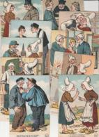 Humoristiques - Griff - Lot De 10 C.p.a. ( à Voir 10 Scans ) - Griff