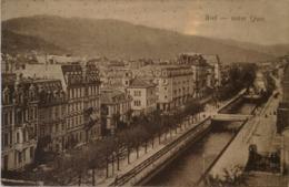 Suisse (BE) Biel - Bienne // Unter Quai 1913 - BE Berne