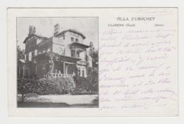 BB712 - SUISSE - CLARENS - Villa DUBOCHET - VD Vaud