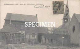 Huis Kers De Backer Achtergevel - Waarmaarde 1918 - Avelgem