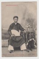BB713 - VIETNAM - VIET NAM - Jeune Homme Annamite - 1913 - Vietnam