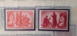 PDG. Cl1. P21.3. Fraîcheur Postale. Sans Charnière. COB. 623 >>> 624 - Nuevos