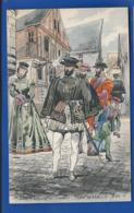 Histoire Des Costumes  Règne De Henri II 1549    Illustrateur:  Pierre Albert LEROUX - Illustrators & Photographers