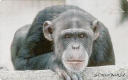 AUSTRIA - Monkey Ats, F139A , Tirage 660, 03/97 - Oostenrijk