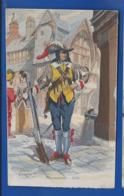 Histoire Des Costumes   Militaire     Mousquetaire 1630    Illustrateur:  Pierre Albert LEROUX - Illustrators & Photographers