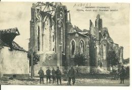 59 - AUBERS / CARTE POSTALE ALLEMANDE - Autres Communes