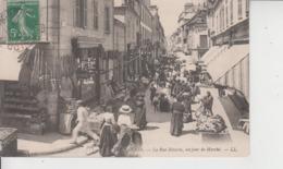 21 DIJON  -  La Rue Musette, Un Jour De Marché  - - Dijon