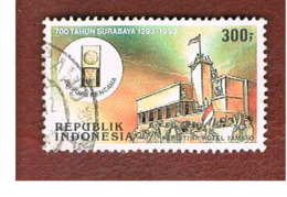 INDONESIA   - SG 2083  -  1993  SURABAYA  - USED ° - Indonesia