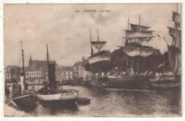 56 - VANNES - Le Port - LN 250 - 1936 - Vannes