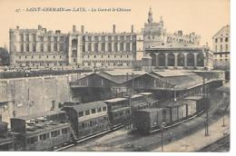 25/6    78  Saint-germain En Laye    La Gare (animations) - St. Germain En Laye