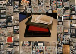 Allemagne - Lot De Timbres Neufs Et Oblitérés En Album + Quelques Documents - Timbres