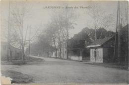 CPA - LARDENNE - ROUTE DE VITARELLES - 1943 - Toulouse