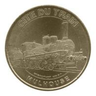 Monnaie De Paris , 2011 , Mulhouse , Cité Du Train , Forquenot 340 P.O - Monnaie De Paris