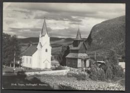 31-6. Torpo , Hallingdal. Norway -  NOT Used - See The 2 Scans For Condition.(Originalscan ) - Noorwegen