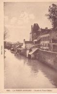 72-LA FERTÉ-BERNARD- UN COIN DU VIEUX CHATEAU - Bar Le Duc