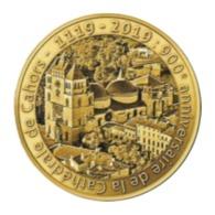 Monnaie De Paris , 2019 , Cahors , 900e Anniversaire De La Cathédrale - Monnaie De Paris