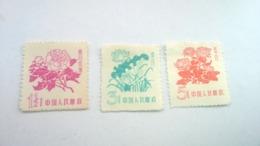 China 1958 Flowers - 1949 - ... República Popular