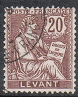 LEVANT N°16 - Used Stamps