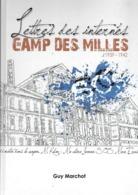 Lettres Des Internés Du Camp Des Milles AIX EN PROVENCE 1939 1942 - Handbücher