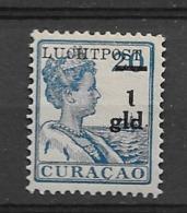 1929 MH Curaçao LP2 - Niederländische Antillen, Curaçao, Aruba