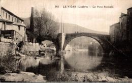 48 LE VIGAN  LE PONT ROMAIN - France