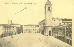 12896 - Fano - Piazza XX Settembre ( Pesaro E Urbino) R - Fano