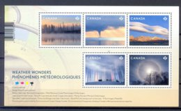 CANADA  (WER 724) - Climate & Meteorology