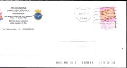 BUSTA CON UNIFICATO 3648 - ANNO 2013 - SPEDITA IL 22.4.2014 - 6. 1946-.. Repubblica