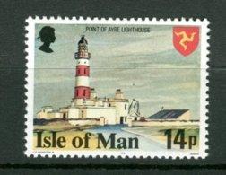 ISLE OF MAN - MNH - PERFETTI -  FARO LIGHTHOUSE - POINT OF AYRE - Fari