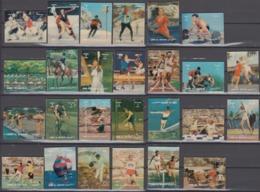 Umm Al-Qiwain 1972 Mi # 1661-861972 Sapporo Winter & Munich Summer Olympics MNH OG - Verano 1972: Munich