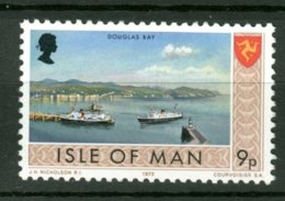 ISLE OF MAN - MNH - PERFETTI -  FARO LIGHTHOUSE - DOUGLAS BAY - Fari