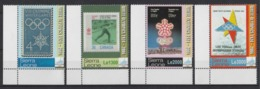 """2006 Sierra Leone """"Torino"""" Olimpiadi Olympic Games Jeux Olympiques MNH** Excellent Quality Nu111 - Winter 2006: Torino"""
