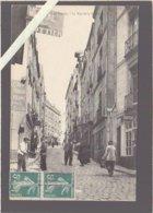Nantes  / La Rue De La Boucherie, Coiffeur, Precurseur - Nantes