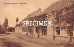 Hoogstraat - Evergem Belzele - Evergem