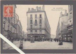 Nantes  / La Place Du Bon Pasteur , Grande Droguerie Nantaise - Nantes