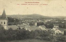 Les Hautes Pyrénées SOMBRUN  Près Maubourguet Vue Generale Labouche RV - France
